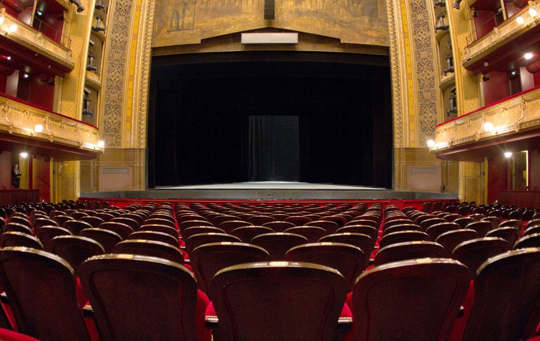 Grand Foyer Theatre Du Chatelet : Concert du superkids orchestra dirig� par m yutaka sado